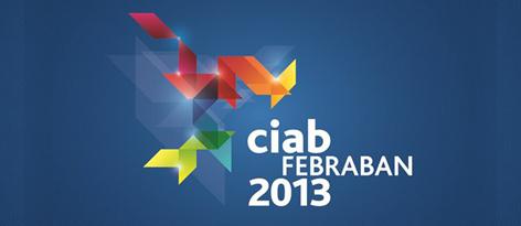 Logo Ciab Febraban 2013