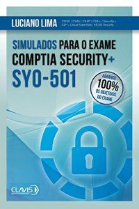Livro - Simulado comptia security + SY0-501