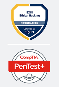 EXIN Ethical Hacking e CompTIA PenTest+