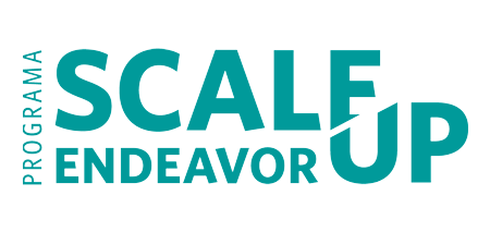 logo scale up endeavor